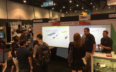Scalable Display Launches Huddlewall™ Collaboration Solution at InfoComm16