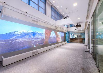 5x2 Projectors Videowall