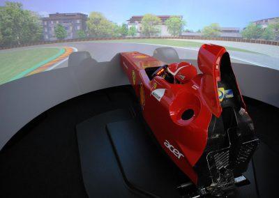 Ferrari F1 Driving Simulator