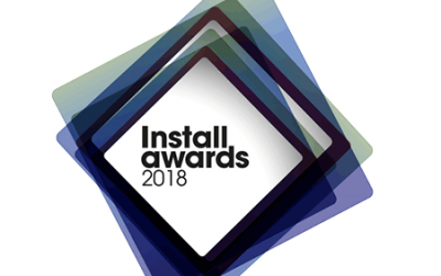 2018 Install Awards Announced