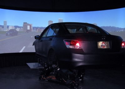 Ohio State Driving Simulator