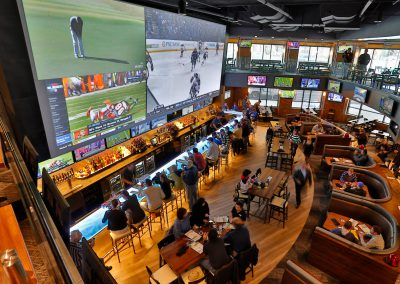 Sports Bar VideoWall