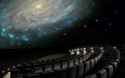 "Scalable & Sciss Deliver ""Laser Sharp"" Planetarium"