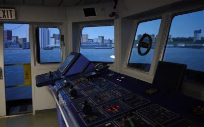 Scalable Display Technologies Revolutionizes Maritime Simulation