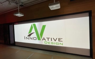 Scalable Display Technologies Transforms Discovery's New Global Headquarters